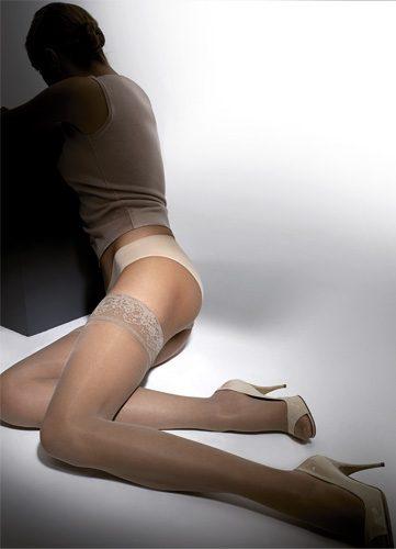 12 den PARTY samostoječe nogavice