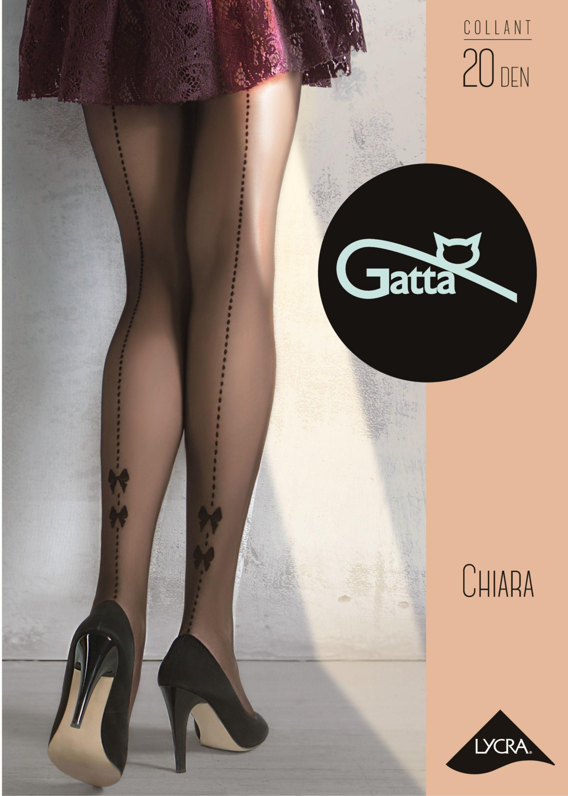 20 den Chiara hlačne nogavice